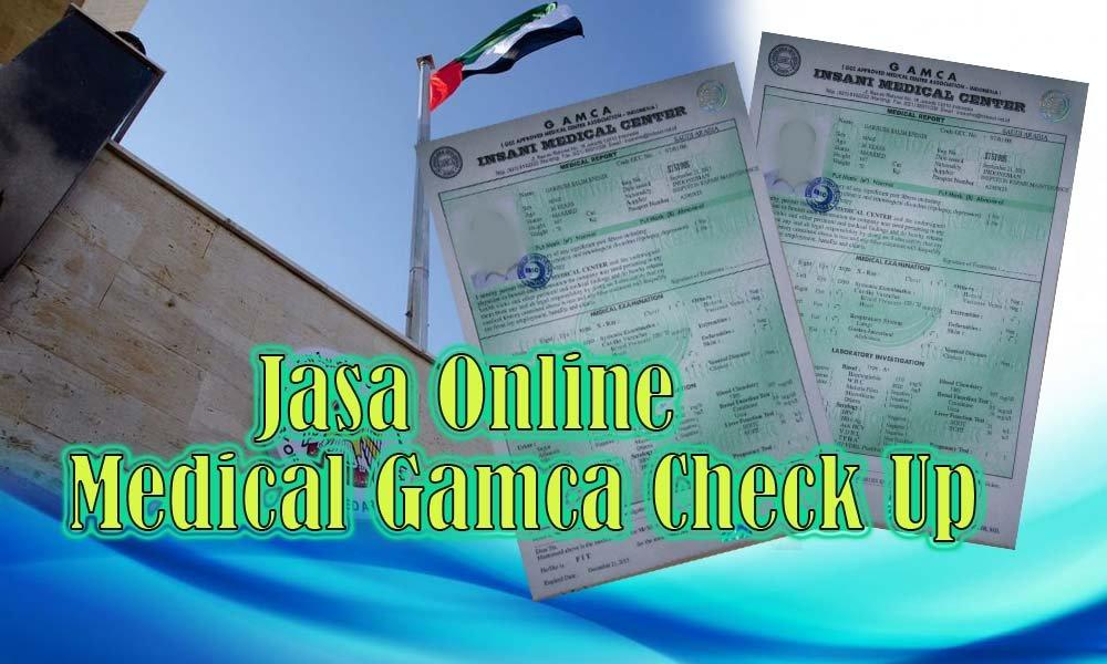 Jasa Online Medical Check Up