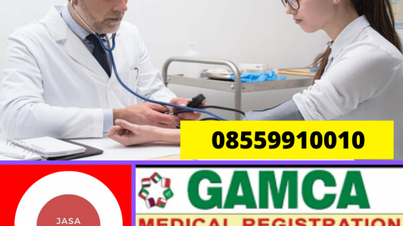 Jasa Apply Medical Gamca Bahrain || 08559910010