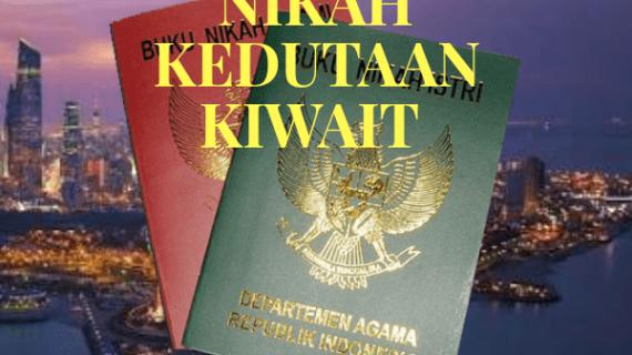 Jasa Legalisir Buku Nikah Di Kedutaan Kuwait || 08559910010