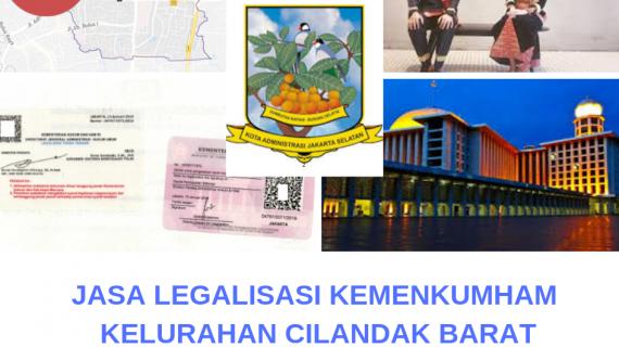 Jasa Legalisir KEMENKUMHAM di Cilandak Barat || 08559910010