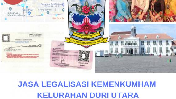 Jasa Legalisir KEMENKUMHAM di Duri Utara || 08559910010