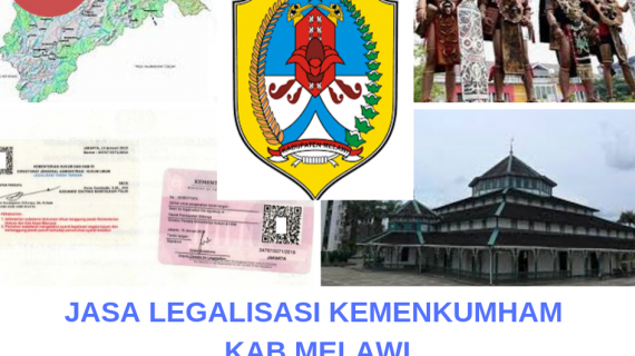 Jasa Legalisir KEMENKUMHAM di Kabupaten Melawi || 08559910010