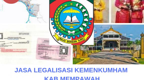 Jasa Legalisir KEMENKUMHAM di Kabupaten Mempawah || 08559910010
