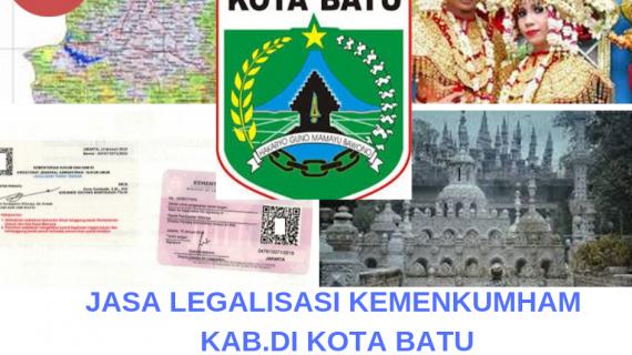 Jasa Legalisir KEMENKUMHAM di Kota Batu || 08559910010