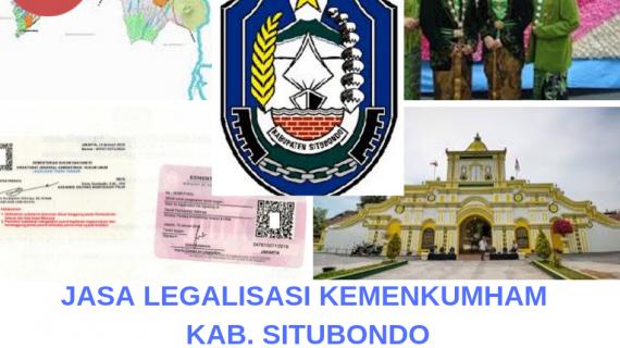 Jasa Legalisir KEMENKUMHAM di Kabupaten Situbondo || 08559910010