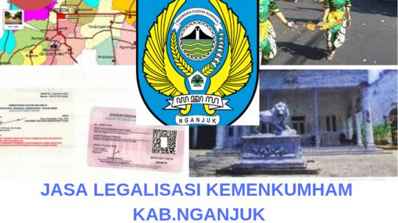 Jasa Legalisir KEMENKUMHAM di Kabupaten Nganjuk || 08559910010