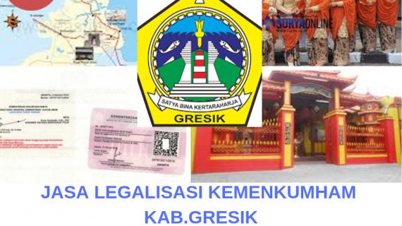 Jasa Legalisir KEMENKUMHAM di Kabupaten Gresik || 08559910010