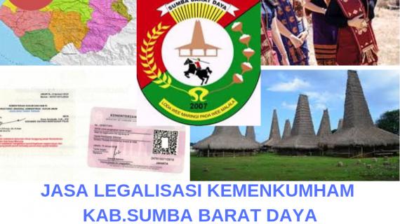 Jasa Legalisir KEMENKUMHAM di Kabupaten Sumba Barat Daya || 08559910010