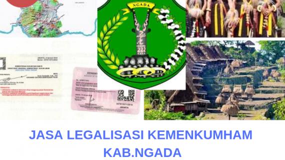 Jasa Legalisir KEMENKUMHAM di Kabupaten Ngada || 08559910010