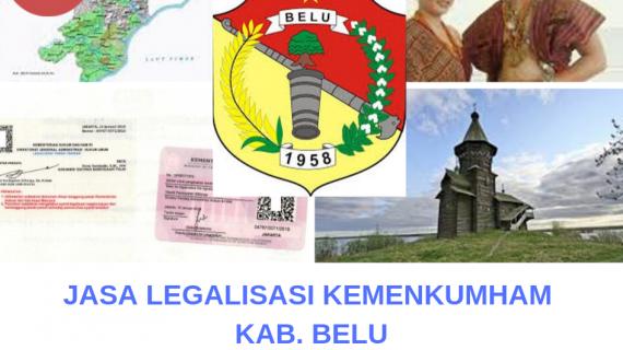 Jasa Legalisir KEMENKUMHAM di Kabupaten Belu || 08559910010