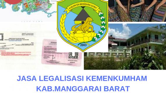 Jasa Legalisir KEMENKUMHAM di Kabupaten Manggarai Barat    08559910010