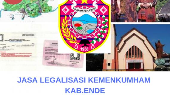 Jasa Legalisir KEMENKUMHAM di Kabupaten Ende || 08559910010