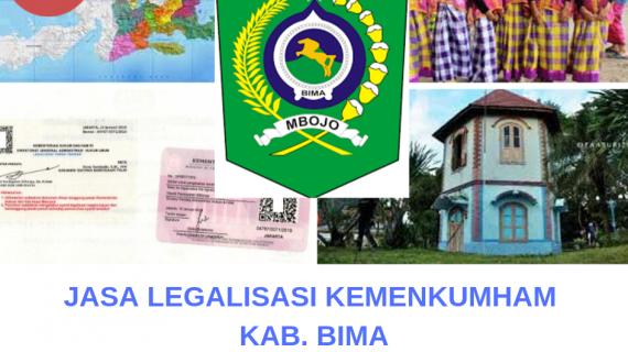 Jasa Legalisir KEMENKUMHAM di Kabupaten Bima || 08559910010