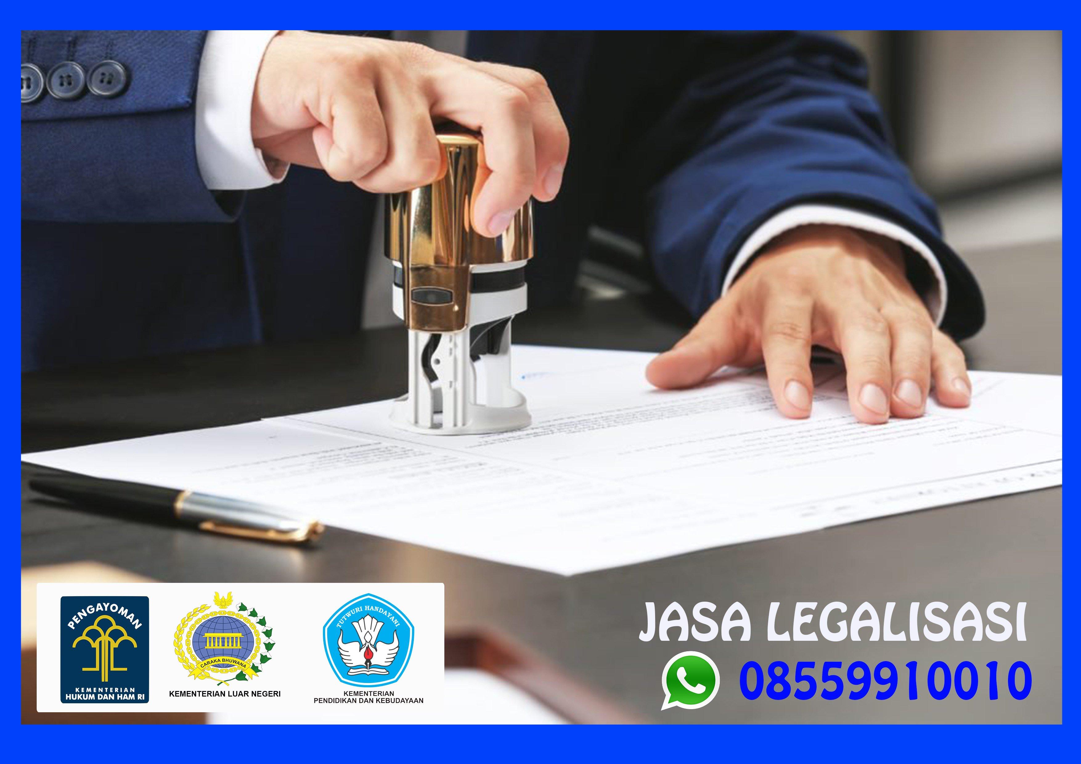 JasaLegalisir.com | Jasa Legalisasi
