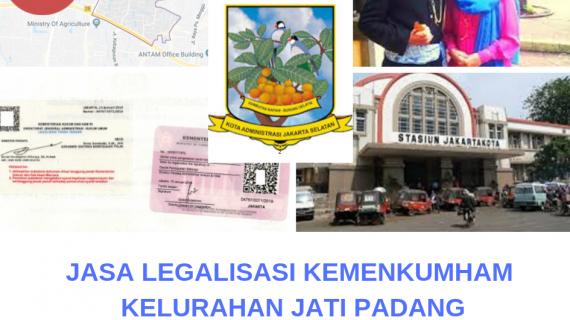 Jasa Legalisir KEMENKUMHAM di Jati Padang || 08559910010