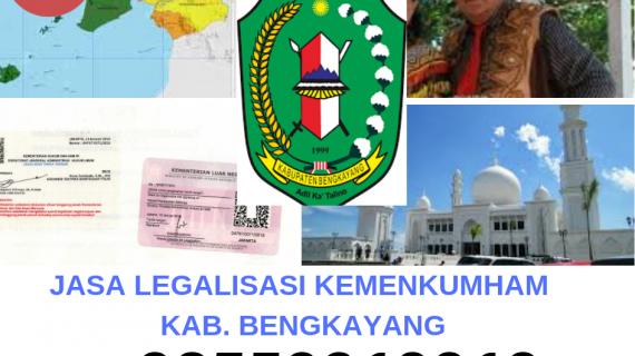 Jasa Legalisir KEMENKUMHAM di Kabupaten Bengkayang || 08559910010