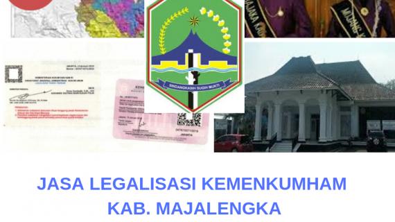 Jasa Legalisir KEMENKUMHAM di Kabupaten Majalengka || 08559910010