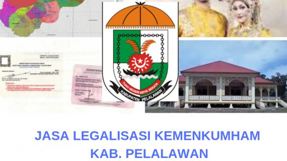 Jasa Legalisir KEMENKUMHAM di Kabupaten Pelalawan || 08559910010