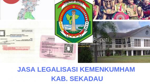 Jasa Legalisir KEMENKUMHAM di Kabupaten Sekadau    08559910010
