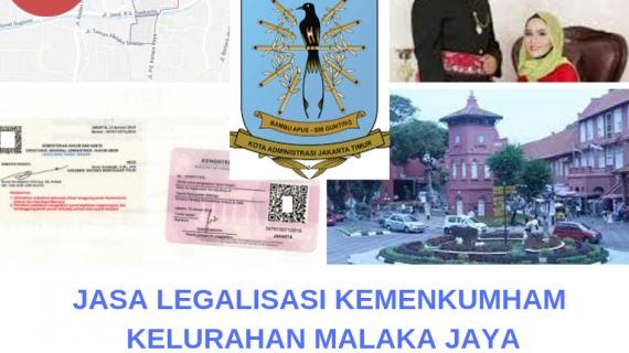 Jasa Legalisir KEMENKUMHAM di Malaka Jaya || 08559910010