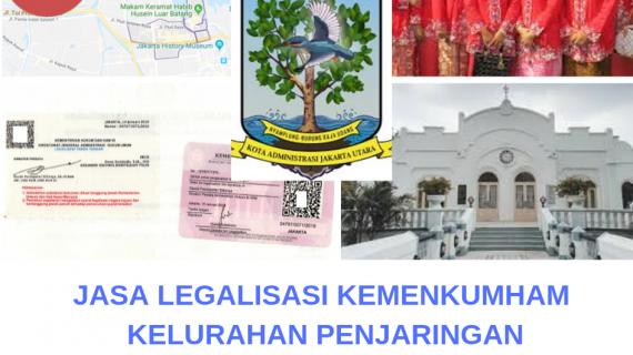 Jasa Legalisir KEMENKUMHAM di Penjaringan || 08559910010