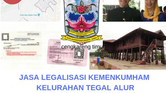 Jasa Legalisir KEMENKUMHAM di Tegal Alur || 08559910010