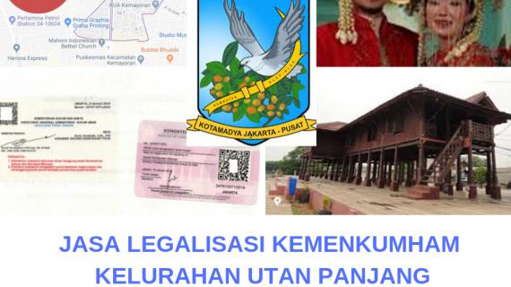 Jasa Legalisir KEMENKUMHAM di Utan Panjang || 08559910010