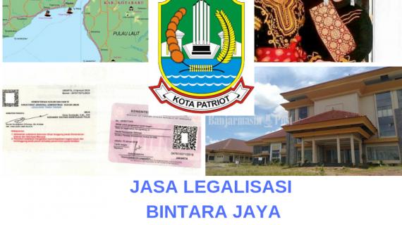 Jasa Legalisasi Dokumen di Bintara Jaya || 08559910010