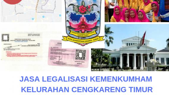 Jasa Legalisir KEMENKUMHAM di Cengkareng Timur || 08559910010