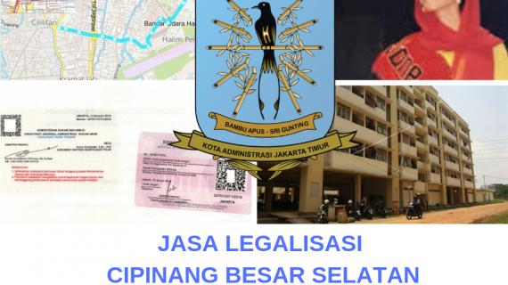 Jasa Legalisir KEMENKUMHAM di Cipinang Besar Selatan || 08559910010