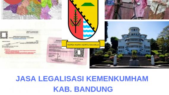 Jasa Legalisir KEMENKUMHAM di Kabupaten Bandung || 08559910010