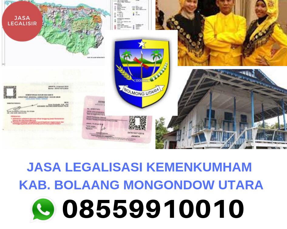 Jasa Legalisir Kemenkumham Di Kabupaten Bolaang Mongondow Utara 08559910010 Jasa Legalisir Com