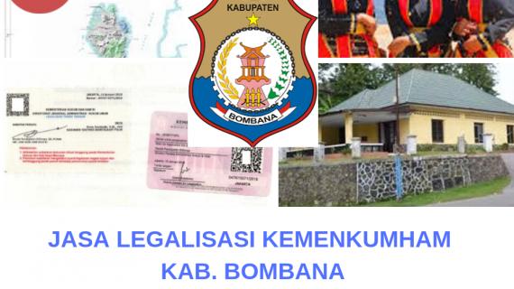 Jasa Legalisir KEMENKUMHAM di Kabupaten Bombana || 08559910010