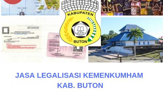 Jasa Legalisir KEMENKUMHAM di Kabupaten Buton || 08559910010