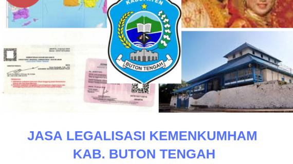 Jasa Legalisir KEMENKUMHAM di Kabupaten Buton Tengah || 08559910010