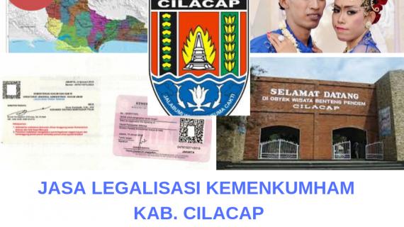 Jasa Legalisir KEMENKUMHAM di Kabupaten Cilacap || 08559910010