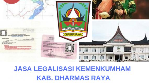 Jasa Legalisir KEMENKUMHAM di Kabupaten Dharmasraya || 08559910010
