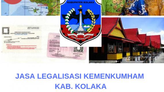 Jasa Legalisir KEMENKUMHAM di Kabupaten Kolaka || 08559910010