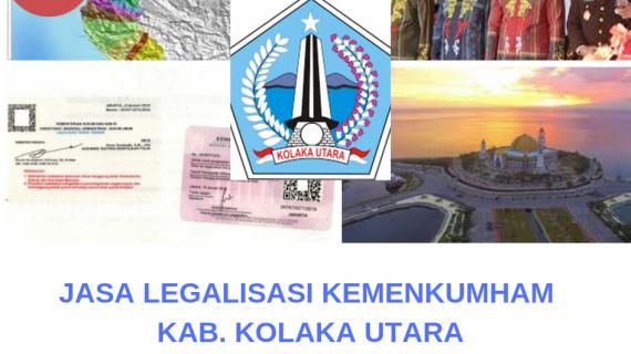 Jasa Legalisir KEMENKUMHAM di Kabupaten Kolaka Utara || 08559910010