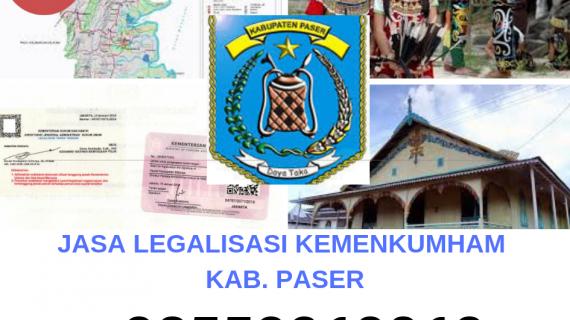 Jasa Legalisir KEMENKUMHAM di Kabupaten Paser || 08559910010