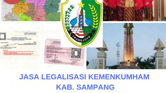 Jasa Legalisir KEMENKUMHAM di Kabupaten Sampang || 08559910010