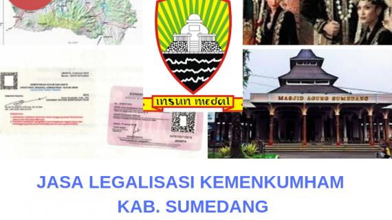 Jasa Legalisir KEMENKUMHAM di Kabupaten Sumedang || 08559910010