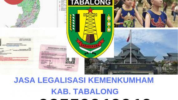 Jasa Legalisir KEMENKUMHAM di Kabupaten Tabalong || 08559910010