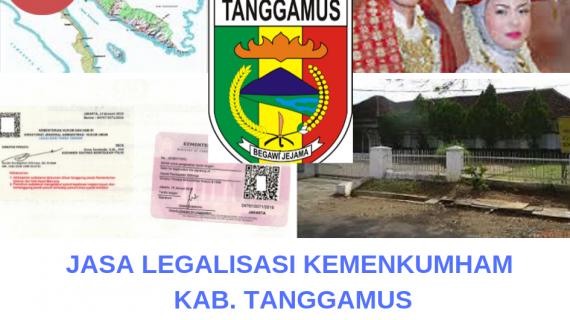Jasa Legalisir KEMENKUMHAM di Kabupaten Tanggamus || 08559910010