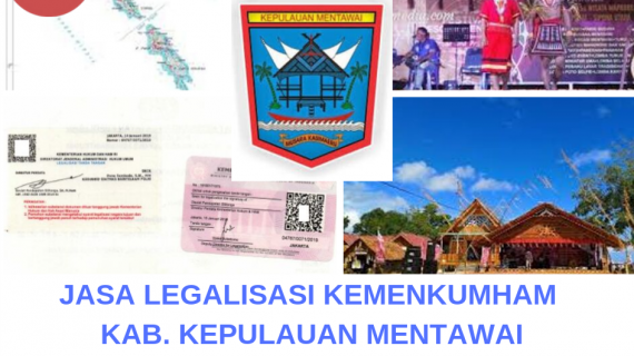 Jasa Legalisir KEMENKUMHAM di Kabupaten Kepulauan Mentawai || 08559910010