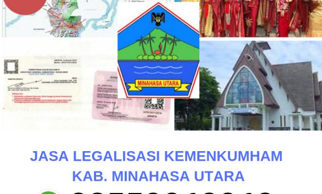 Jasa Legalisir Kemenkumham Di Kabupaten Minahasa Utara 08559910010 Jasa Legalisir Com