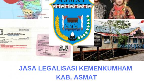 Jasa Legalisir KEMENKUMHAM di Kabupaten Asmat || 08559910010