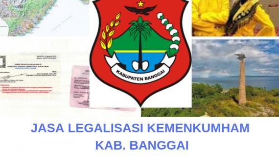 Jasa Legalisir KEMENKUMHAM di Kabupaten Banggai || 08559910010