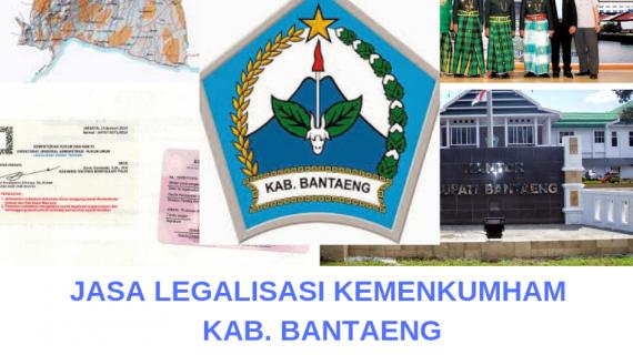 Jasa Legalisir KEMENKUMHAM di Kabupaten Bantaeng || 08559910010