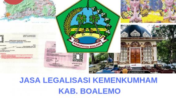 Jasa Legalisir KEMENKUMHAM di Kabupaten Boalemo || 08559910010
